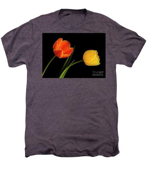 Tulip Pair Men's Premium T-Shirt