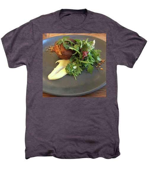 Twice Baked Binham Blue Cheese & Walnut Men's Premium T-Shirt
