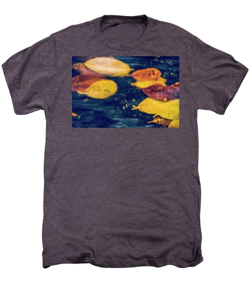 Underwater Colors Men's Premium T-Shirt