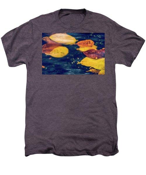 Underwater Colors Men's Premium T-Shirt