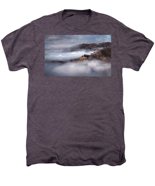 Valley In The Clouds Men's Premium T-Shirt