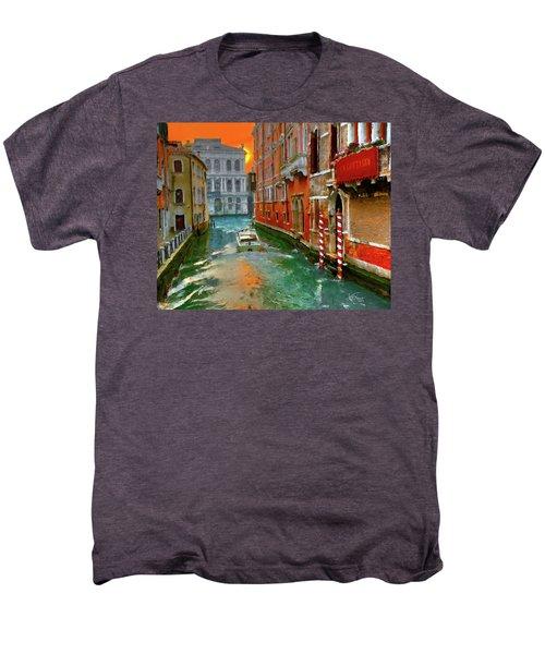 Venezia. Ca'gottardi Men's Premium T-Shirt