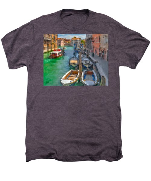 Venezia. Cannaregio Men's Premium T-Shirt