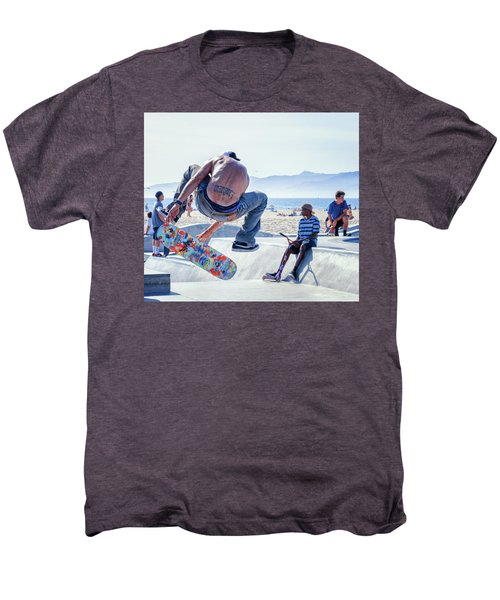 Venice Beach Skater Men's Premium T-Shirt