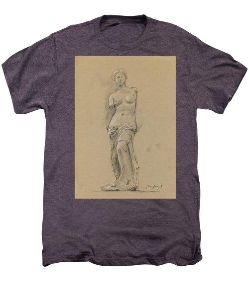 Venus De Milo Men's Premium T-Shirt