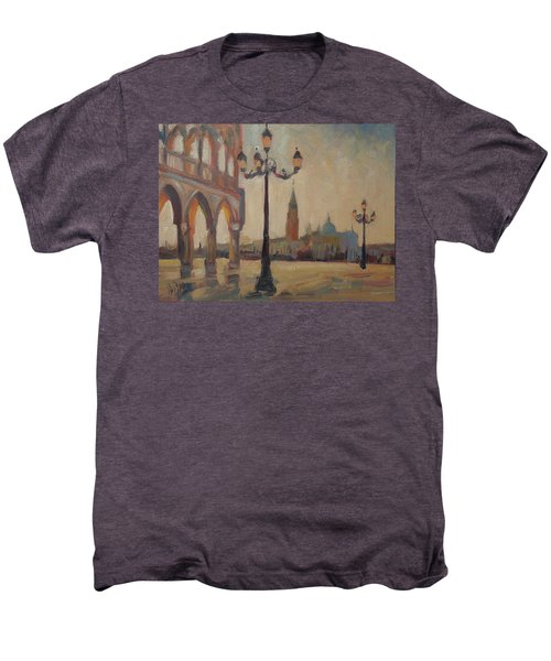 View From The Doge Palace Men's Premium T-Shirt