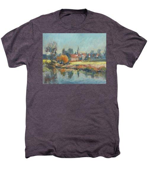 View To Elsloo Men's Premium T-Shirt