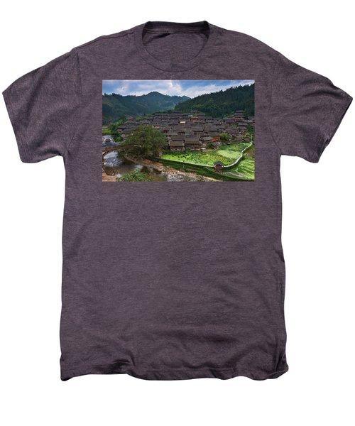 Village Of Joy Men's Premium T-Shirt
