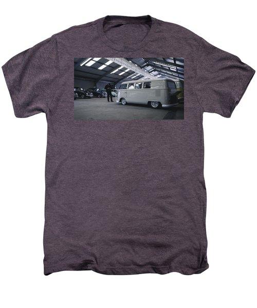 Volkswagen Microbus Men's Premium T-Shirt