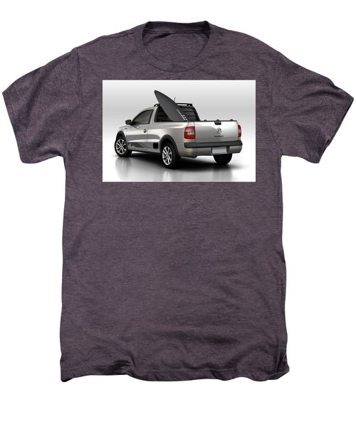 Volkswagen Saveiro Men's Premium T-Shirt