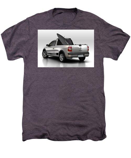 Volkswagen Saveiro Men's Premium T-Shirt