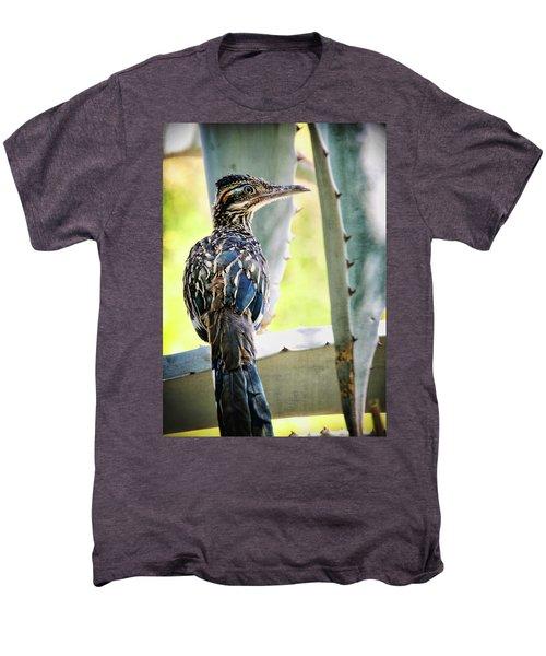 Waiting  Men's Premium T-Shirt by Saija  Lehtonen