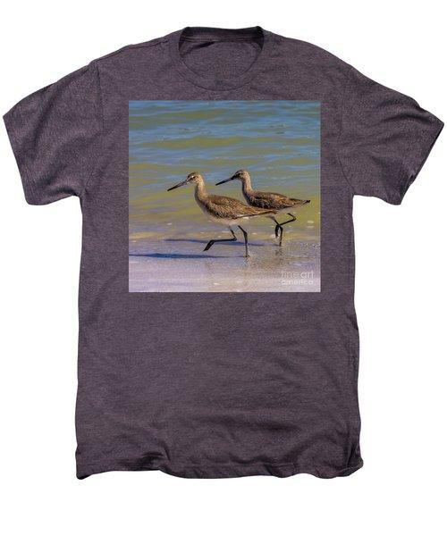 Walk Together Stay Together Men's Premium T-Shirt