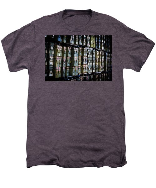 Wall Of Containment Men's Premium T-Shirt