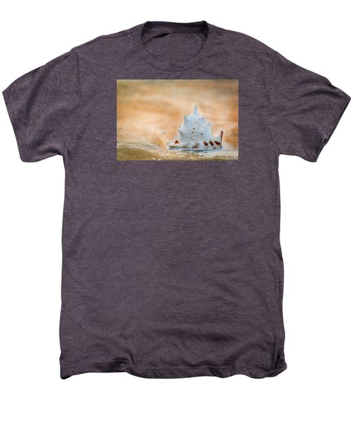 Men's Premium T-Shirt featuring the photograph Washed Up by Sebastian Musial