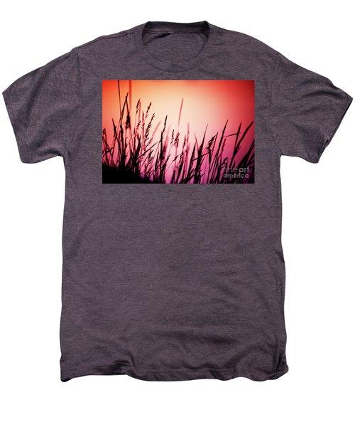 Wild Grasses Men's Premium T-Shirt