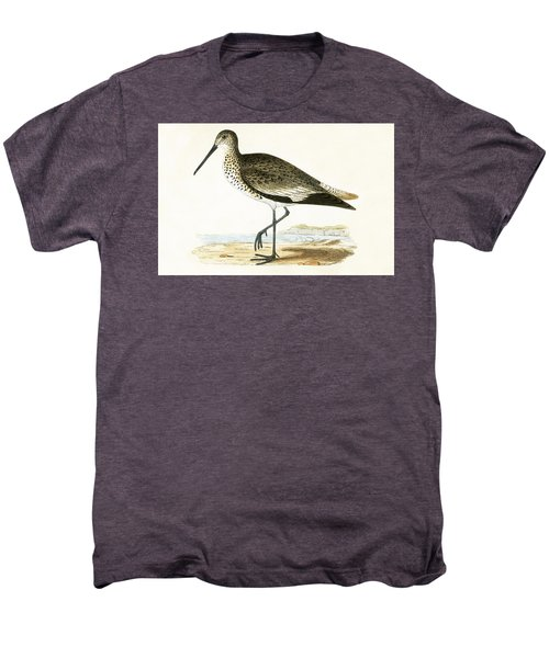 Willet Men's Premium T-Shirt by English School