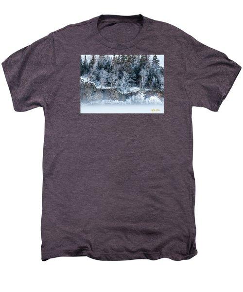 Winter Shore Men's Premium T-Shirt