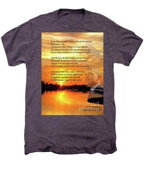Writer, Artist, Phd. Men's Premium T-Shirt