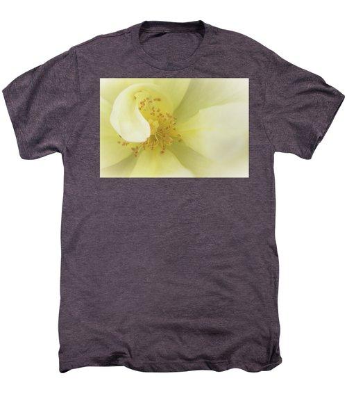 Yellow Rose Men's Premium T-Shirt