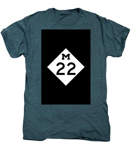 M 22 Men's Premium T-Shirt