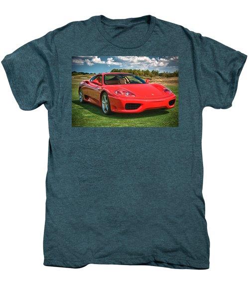 2001 Ferrari 360 Modena Men's Premium T-Shirt