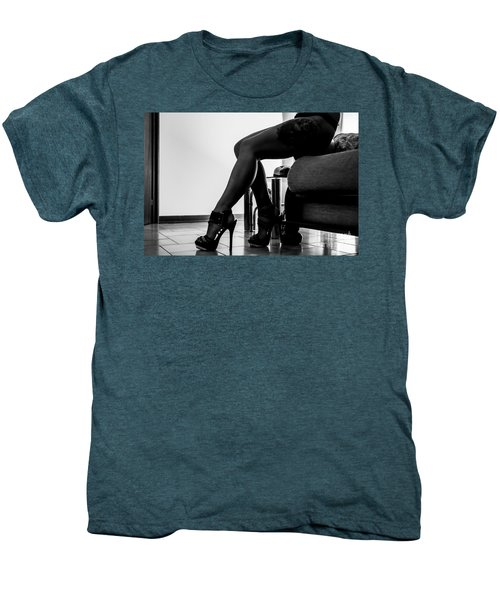Silvia Men's Premium T-Shirt