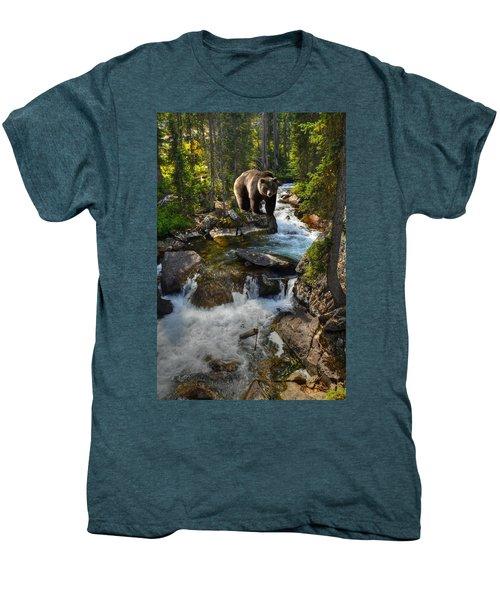 Bear Necessity Men's Premium T-Shirt