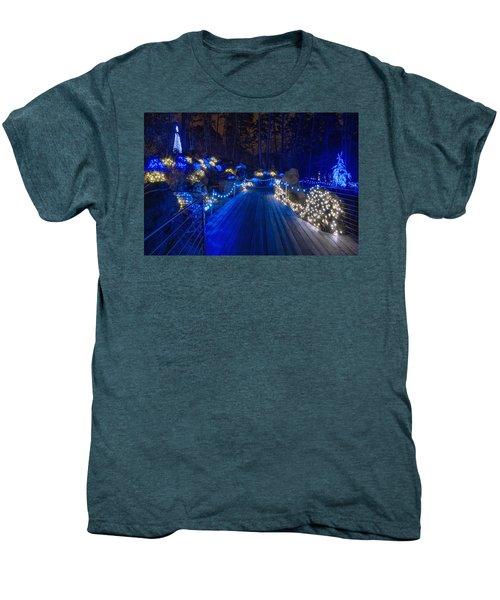 Plank Bridge Men's Premium T-Shirt