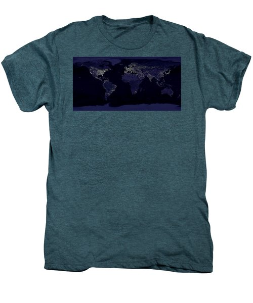 City Lights Men's Premium T-Shirt