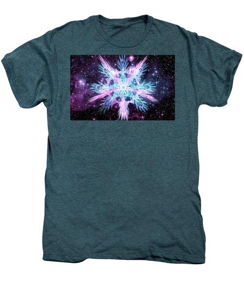 Cosmic Starflower Men's Premium T-Shirt