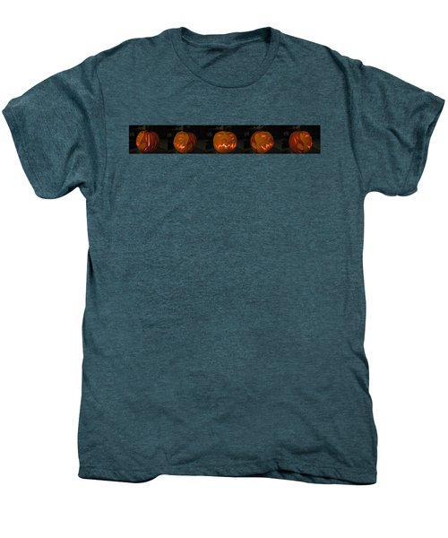 Demented Mister Ullman Pumpkin 2 Men's Premium T-Shirt