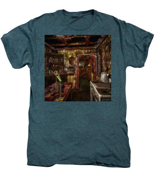 Haunted Kitchen Men's Premium T-Shirt