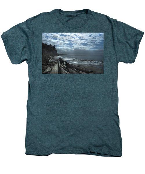 Ocean Beach Pacific Northwest Men's Premium T-Shirt