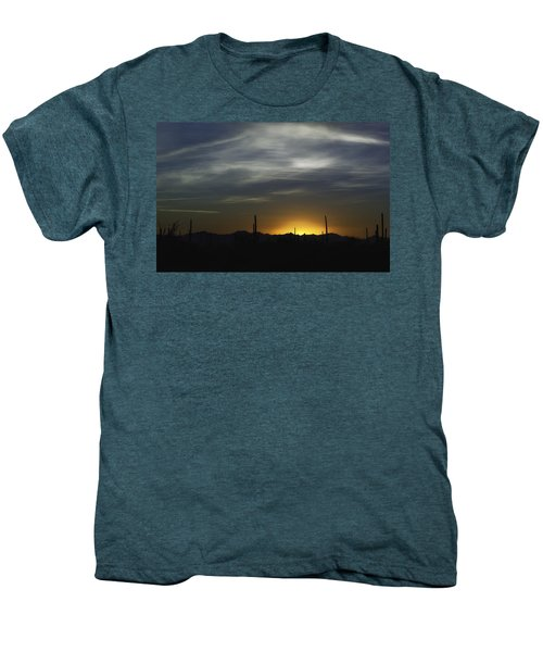 Once Upon A Time In Mexico Men's Premium T-Shirt by Lynn Geoffroy