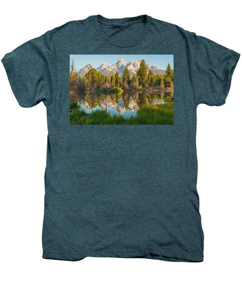 Reflecting On Everything Men's Premium T-Shirt