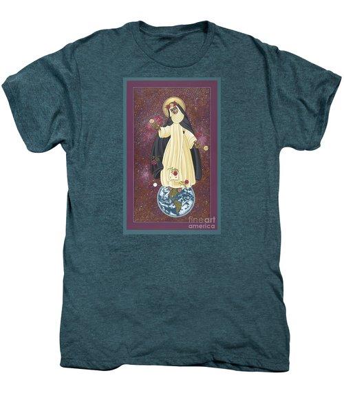 Santa Rosa Patroness Of The Americas 166 Men's Premium T-Shirt