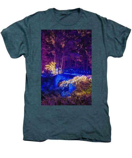 Stone Bridge - Full Height Men's Premium T-Shirt