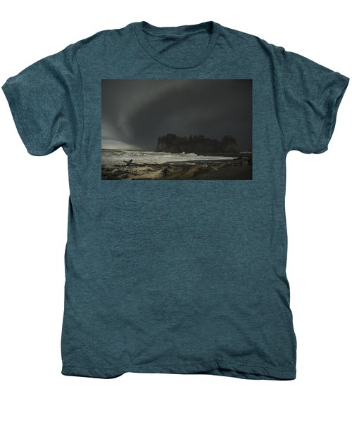 Storm Is Coming North West Wa Men's Premium T-Shirt