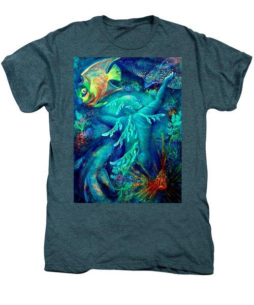World Men's Premium T-Shirt
