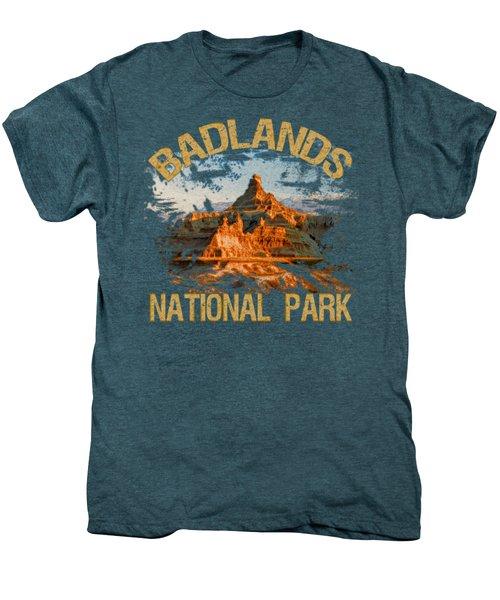 Badlands National Park Men's Premium T-Shirt