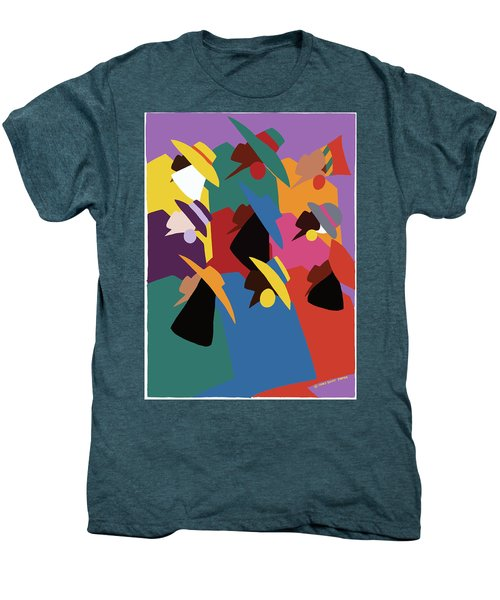 Sisters Of Courage Men's Premium T-Shirt