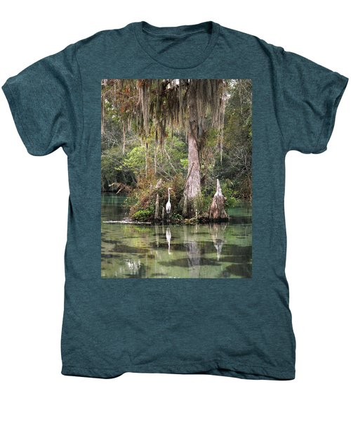 Weeki Wachee River Men's Premium T-Shirt
