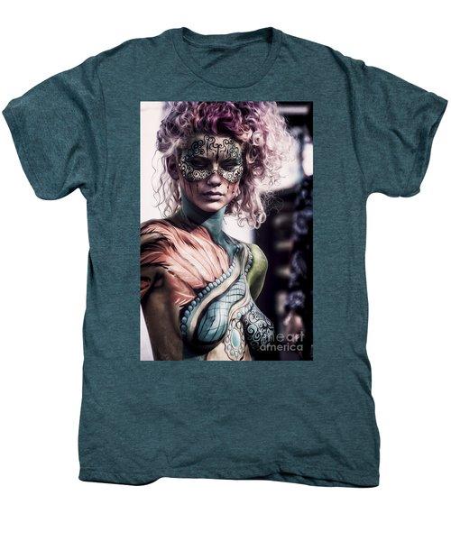 Bodypainting Men's Premium T-Shirt