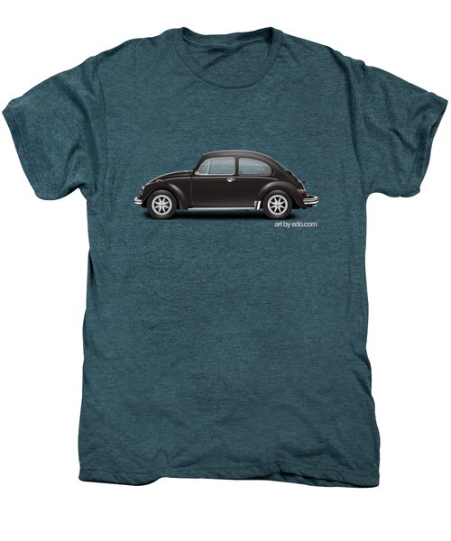 1972 Volkswagen 1300 - Custom Men's Premium T-Shirt by Ed Jackson