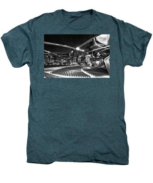 Millennium Park Men's Premium T-Shirt