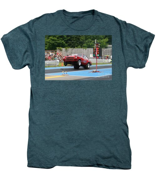 8853 06-15-2015 Esta Safety Park Men's Premium T-Shirt