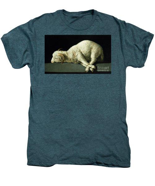 Agnus Dei Men's Premium T-Shirt