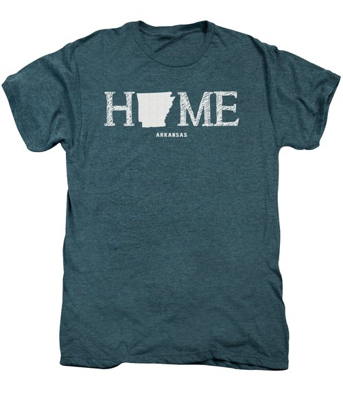 Ar Home Men's Premium T-Shirt by Nancy Ingersoll