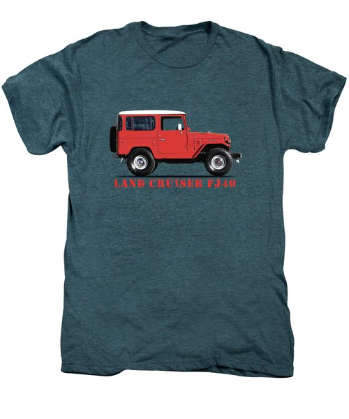 The Land Cruiser Fj40 Men's Premium T-Shirt